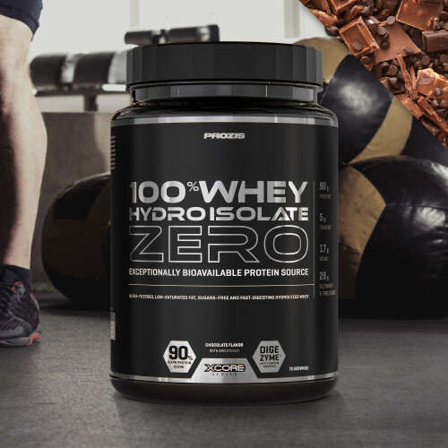 100% Whey Hydro Isolate Zero SS 1500 g