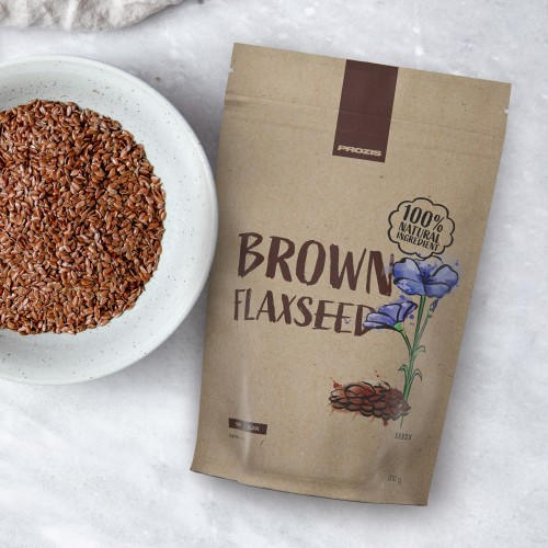 Brown Flaxseed 200 g