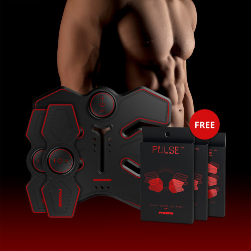 Electric Muscle Stimulator Pack
