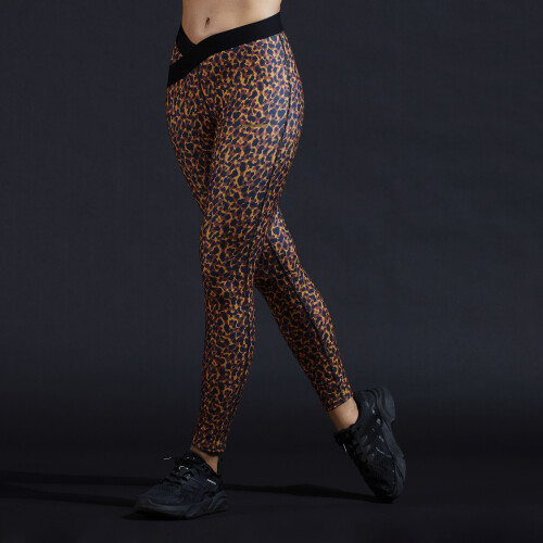 Leggings X-Sense - Hernandesi Leo Orange