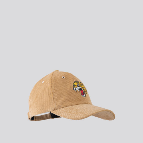 Wild Thing Baseball Cap - Tigers Camel
