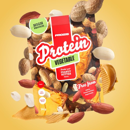 Sachet Vegetable Protein Freaking Good 30 g