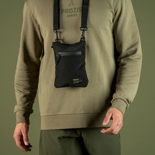 Sac Sling Army Field Operational - Stealth Black