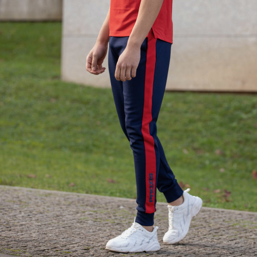 Field Joggers - Blue/Red