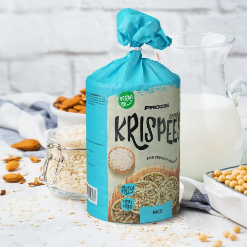 Organic Krispees - Rice 120 g
