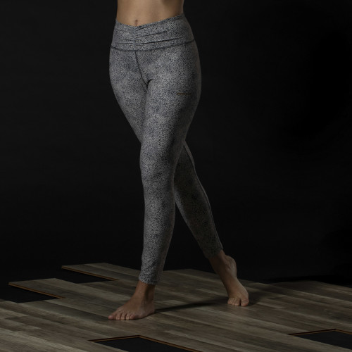 X-Sense Leggings - Jarvisi Grey dots