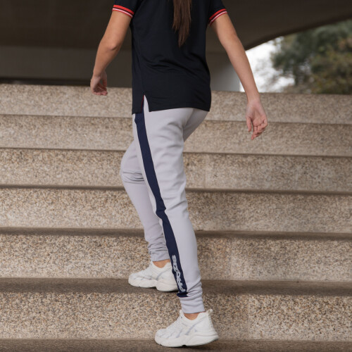 Field Woman Joggers - Gray/Blue