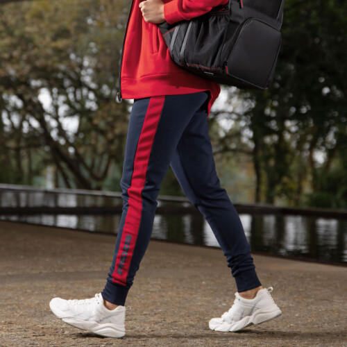 Field Woman Joggers - Blue/Red
