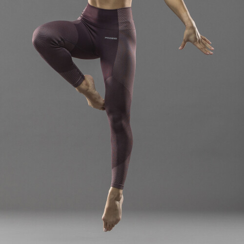X-Skin Leggings - Maron Fig