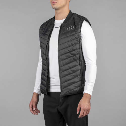 Gilet Doudoune Peak - Powerliner Black