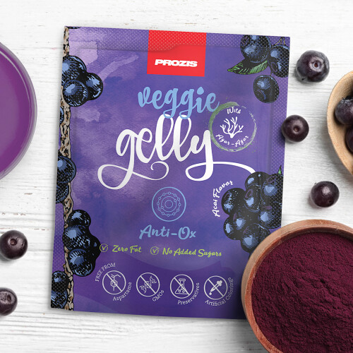 Veggie Gelly - Anti-Ox 15g Açai