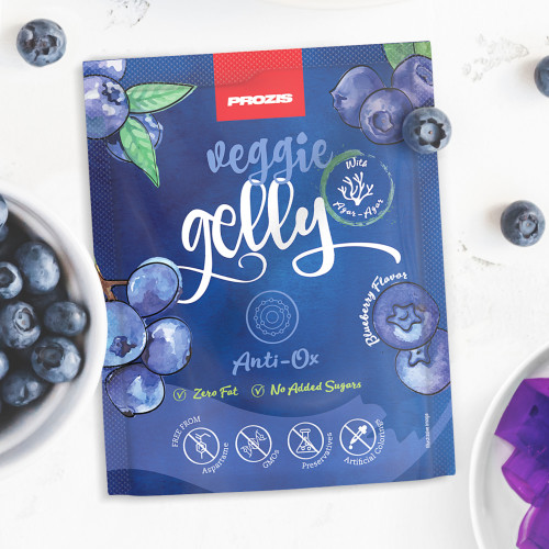 Veggie Gelly - Anti-Ox 15 g Blaubeere