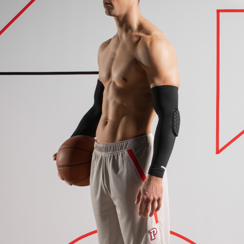 X-Shield Elbow Support - Single (1) - Black