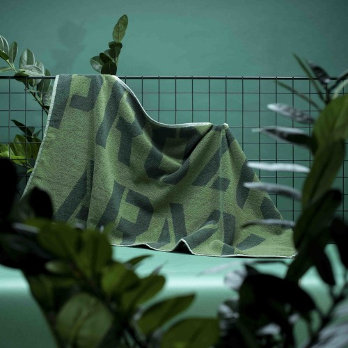 Army Towel - Green