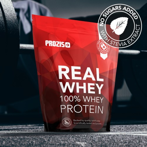 Natural Real Whey Protein 4000 g