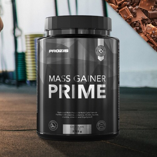 Prime Mass Gainer 2722 g