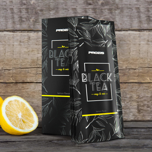 12 x Black Tea - Instant Powder 9 g