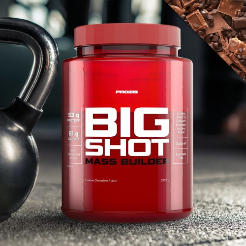 Big Shot Mass Builder 2722 g