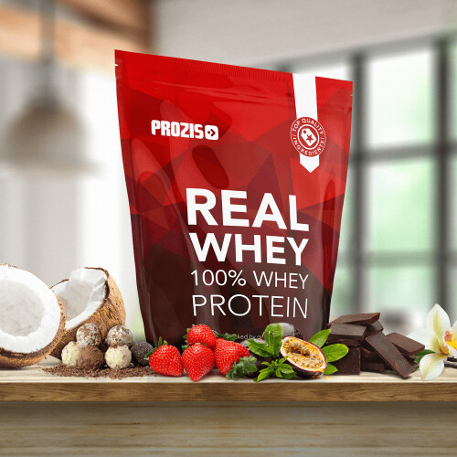 100% Real Whey Protein 5000 g
