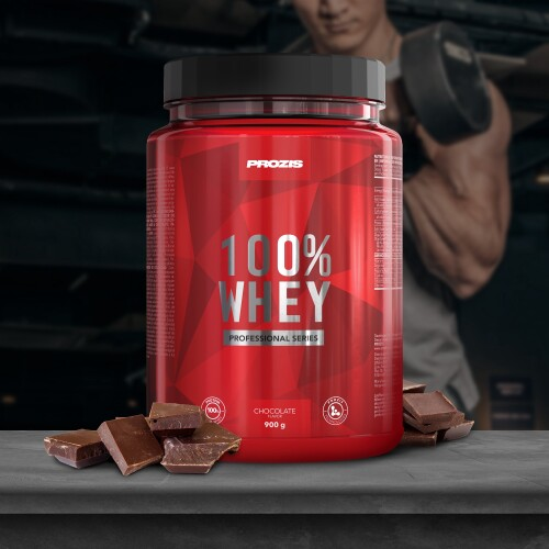 100% Whey Professional 900 g