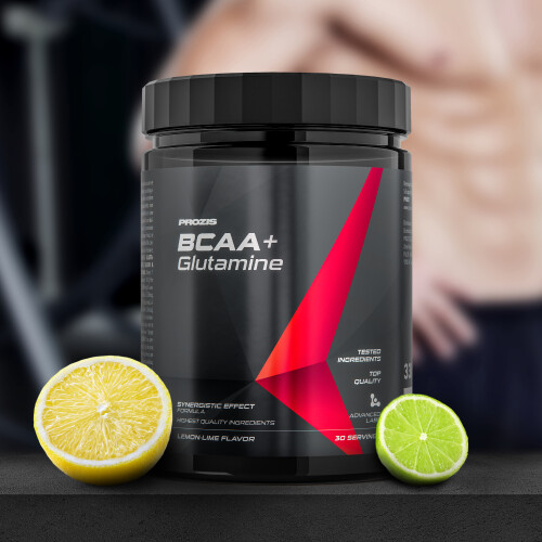 BCAA + Glutamine 30 servings