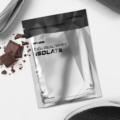 Sachet 100% Real Whey Isolate 25 g