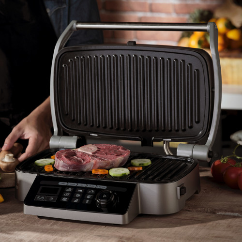 Grill-In XL - Parrilla de contacto
