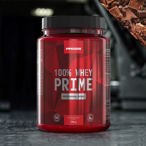 100% Whey Prime 2.0 Professional 900 g