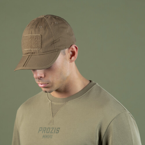 Army Foldable Cap - Combat Issue Desert
