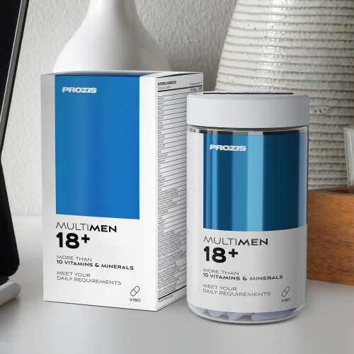 Multi Men 18+ - 180 tabs