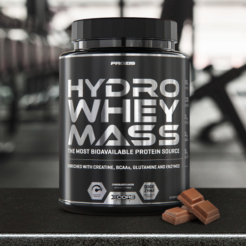 Hydro Whey Mass 2500 g