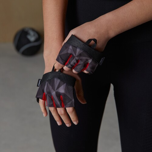 4-Finger Gloves - Red