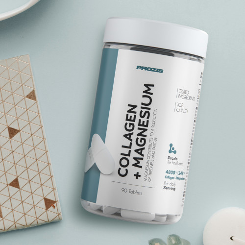 Collagen + Magnesium 90 tabs
