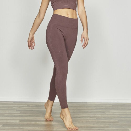 X-Skin Leggings - Dove Red Mahogany