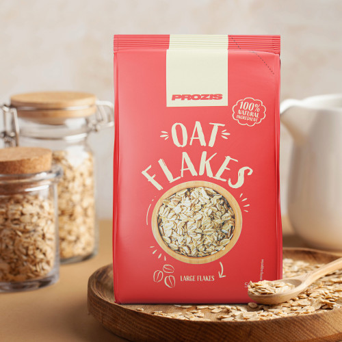 Oat Flakes - Large Flakes 500 g
