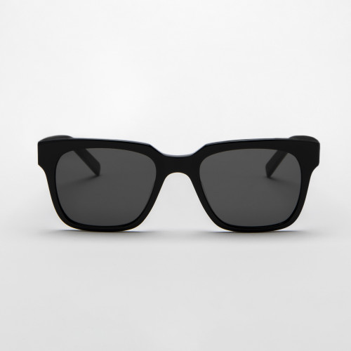 Chet Sunglasses - Jet Black