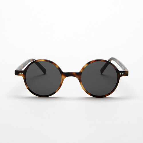 Monk Sunglasses - Brown Tortoise