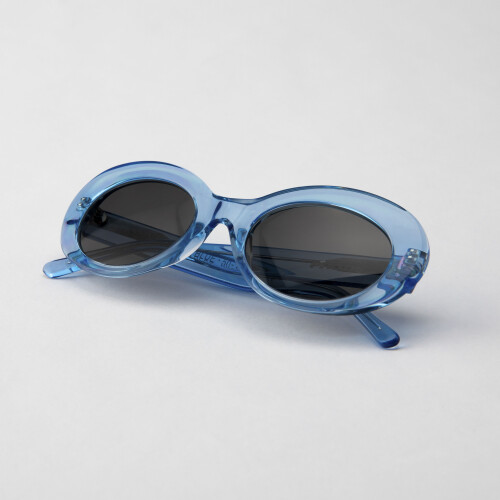 Doris Dolphin Sunglasses - Blue