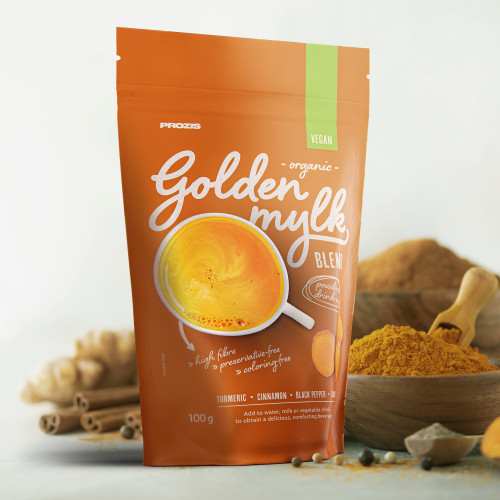 Organic Golden Mylk Drink 100 g