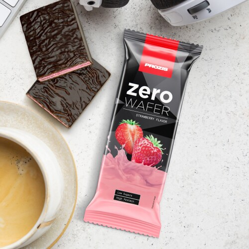 Zero Wafer 40 g - Low Sugar - Protein Wafer