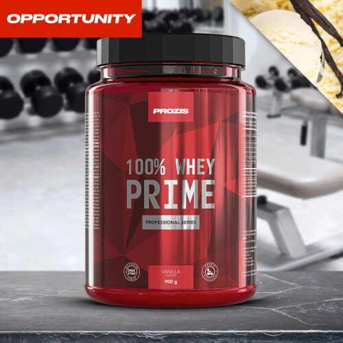 100% Whey Prime 2.0 Professional 900 g Opportunity