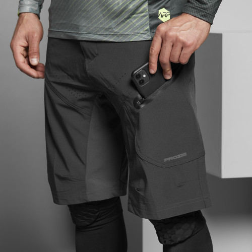 X-Cycle MTB Short - Shred Dark Grey
