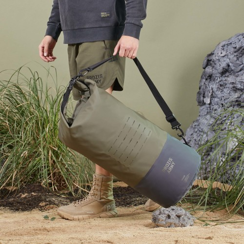 Army Amphibian Dry Bag - 40L Olive Green