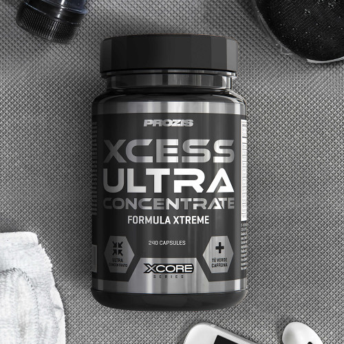 XCESS Ultra Concentrate 240 capsule