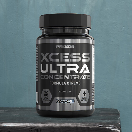XCESS Ultra Concentrate 180 capsule