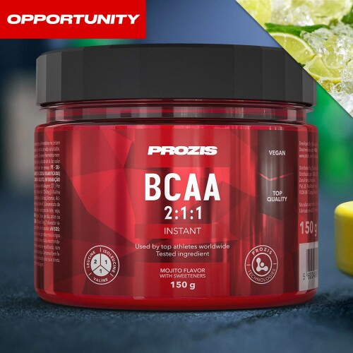 BCAA 2:1:1 150 g Opportunity