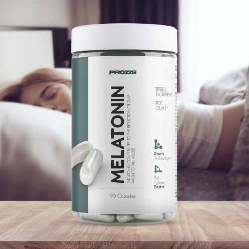 Melatonin 90 kapsler
