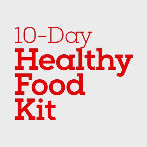10-Day Healthy Food Kit
