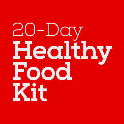 20-Day Healthy Food Kit