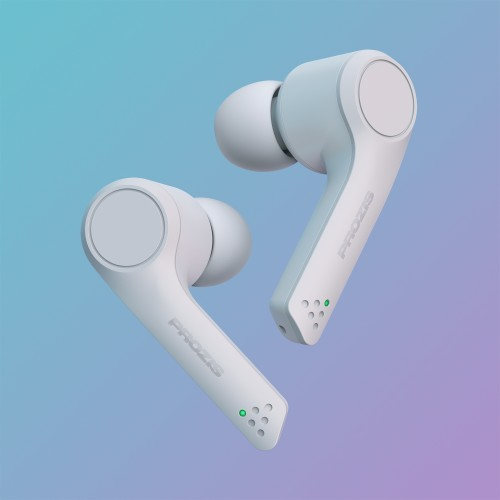 Airia - Auriculares True Wireless - Blanco